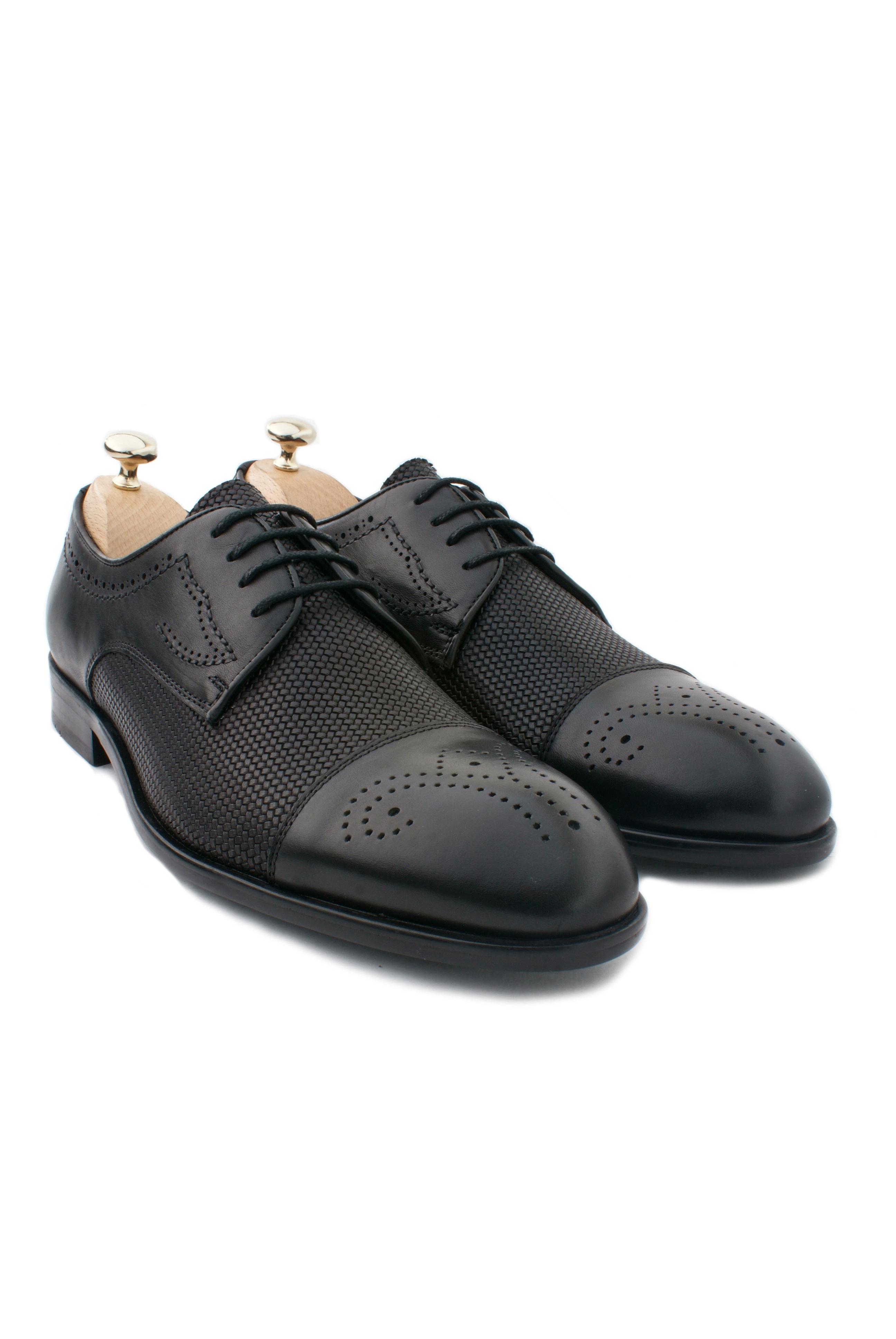 сон туфли мужские черные