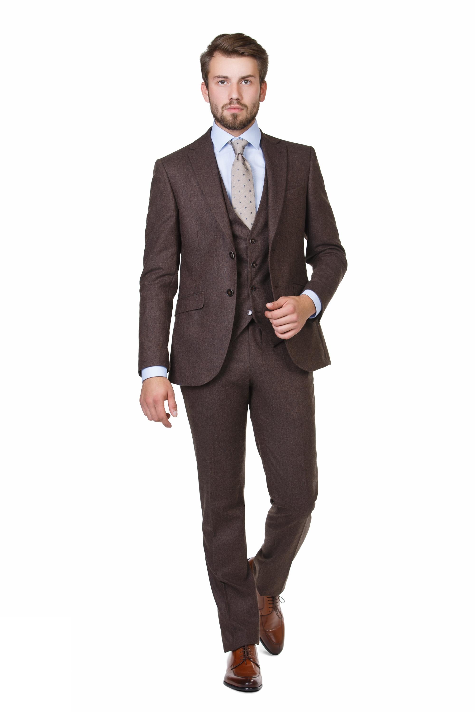 фотобарабан для мужские костюмы коричневого цвета фото ръка агро прибиране